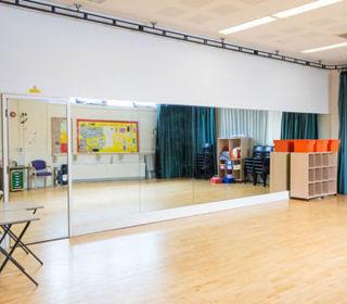 Dance studio 3