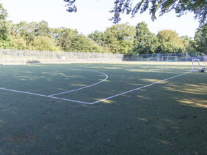 Football astro pitch 1