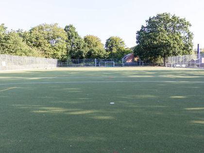Football astro pitch 2
