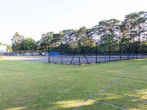 Netball tennis courts 1