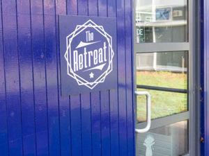 The retreate cafe 1