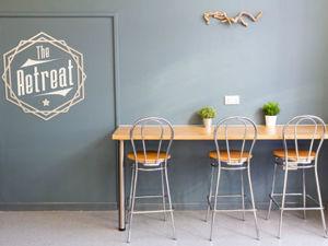 The retreate cafe 3
