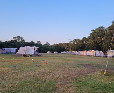 Tile Barn Tents